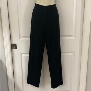 Casual Corner black dress pants sz. 4
